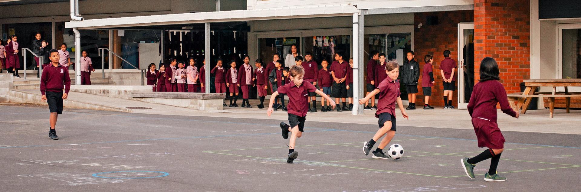 Catholic Primary School Epsom